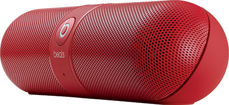 Beats by Dr. Dre pill 2.0 Bluetooth Speaker (Red)