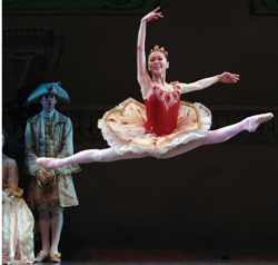Beauty of Ballet by School of American Ballet