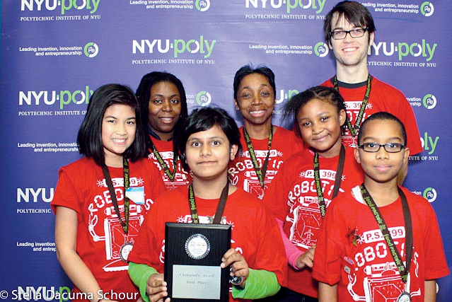 Brooklyn FIRST Lego League