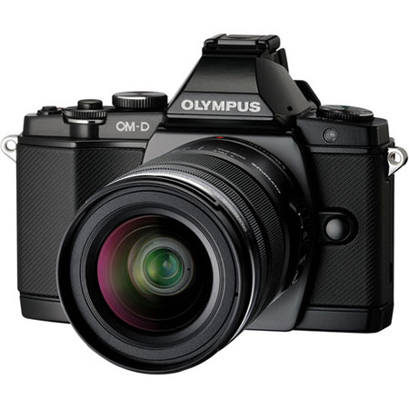 Olympus OM-D E-M5 Mirrorless Micro Four Thirds Digital Camera