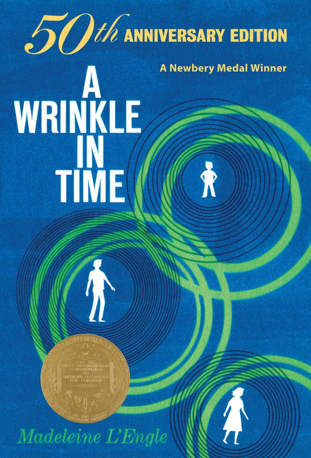 A Wrinkle in Time 50th anniversary edition