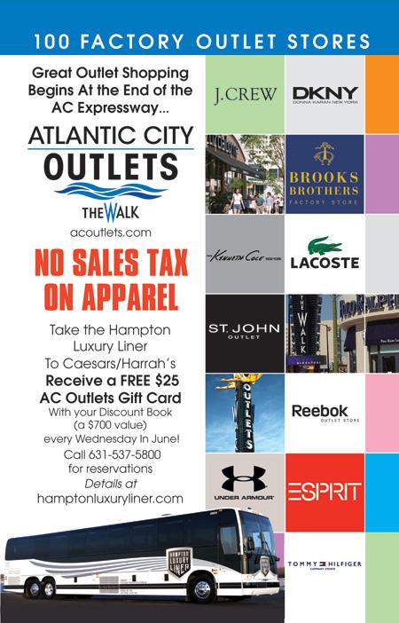Atlantic city discount coupons