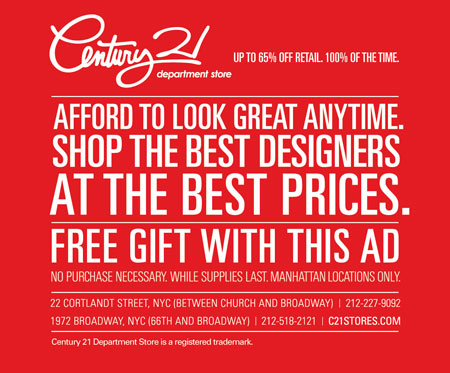 Today's top Century 21 Promo Code: $20 Off $ or more. See 36 Century 21 Promo Code and Coupon for December App Login or Register, Show Coupon Code. Expires 12/12/ Get $20 Off your first purchase of $+. One per customer, one-time use only. Exclusions: LXRandCo vintage merchandise, Bose and Gift Cards.