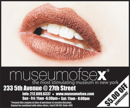 Museum Of Sex Coupons 93