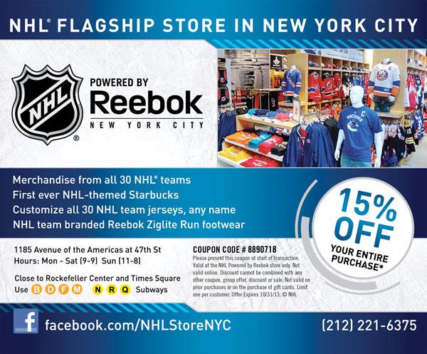 Nhl.com coupon code