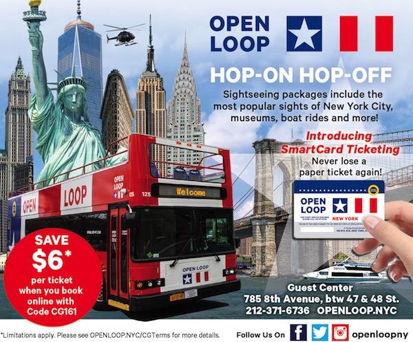 Open Loop  Coupon