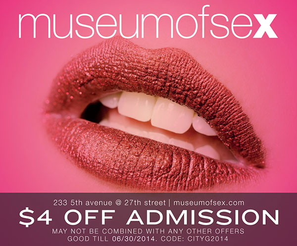 Museum Of Sex Coupons 18