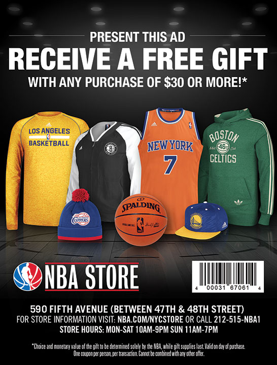 Nba store coupon codes