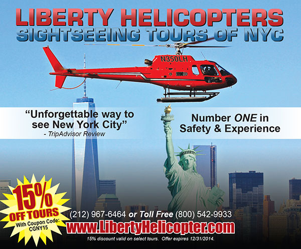 Liberty Helicopter Tours Video