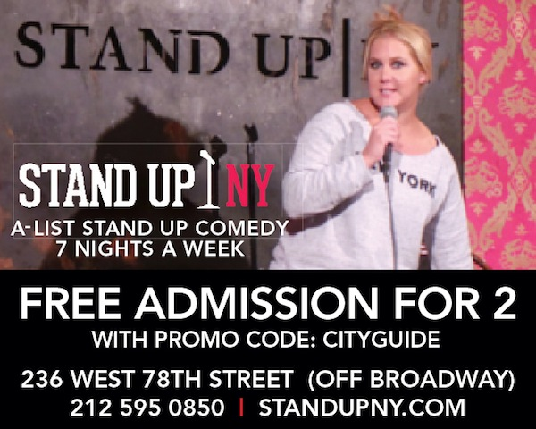 Stand Up NY  Coupon
