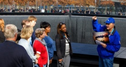 9/11 Tribute Center Photos