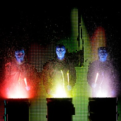 Blue Man Group Photos