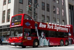 Gray Line New York Sightseeing Photos