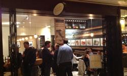 Inside Piada at the Plaza Italian restaurant in NYC