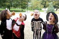 Rockland halloween activities