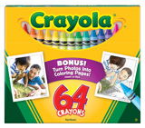 Crayola Lights, Camera, Color