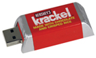 Hershey's miniatures memory stick
