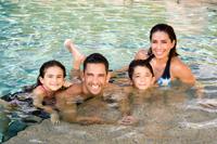 The Posada family