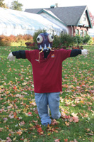 Beardsley Zoo's 2nd Annual Scarecrow Competition, Bridgeport, Connecticut