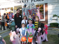 19th Annual Halloween Festival, Stony Brook, Long Island
