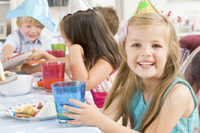 Throw a great birthday party for your child