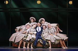 Bye Bye Birdie on Broadway, John Stamos