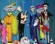 Day of the Dead, El Dia de los Muertos