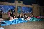 Aquarium Sleepover, Atlantis Marine World Aquarium