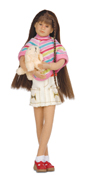 Anna Sophia with Bubulina, Only Hearts Club doll