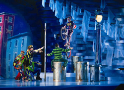 Cirque du Soleil, Wintuk