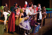 Babes in Toyland, Tilles Center for the Performing Arts