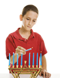Hanukkah events for kids and families in Brooklyn
