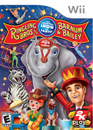 Ringling Bros. and Barnum & Bailey Wii game