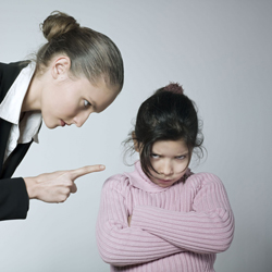 How to parent an oppositional child, oppostional defiant disorder
