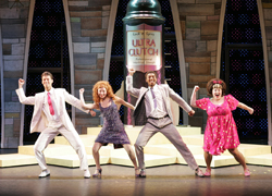Hairspray at the Brooklyn Center for the Performing Arts