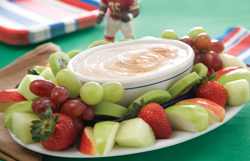 Honey Yogurt Fruit Dip