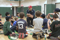 On Deck baseball training program for kids