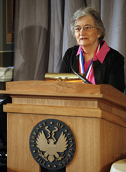 Katherine Paterson; National Ambassador for Young People's Literature; children's literature; children's books