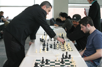 chess; playing chess; chess tournament