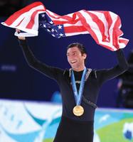 Olympic figure skater; men's figure skater; ice skater; Vancouver Olympics