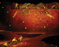 Cirque du Soleil's Ovo