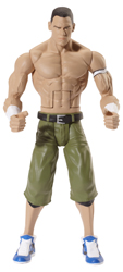WWE John Cena wrestling action figure