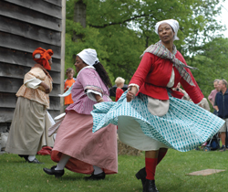 Pinkster Festival; Hudson Valley traditional festival