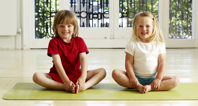 Benefits of Yoga for Children