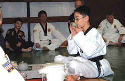 Master Jung and Yu Traditional Taekwondo Academy