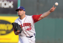 Brooklyn Cyclones; Oliver Perez; minor league baseball player