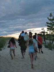 Peconic Dunes camp; long island; 4-H camp