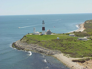 Montauk Light House and Museum; Long Island light house