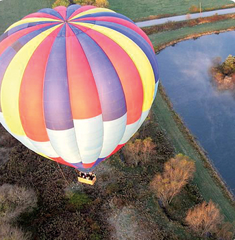hot air balloon; pennsylvania