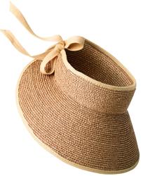 Mita Visor hat from Helen Kaminski